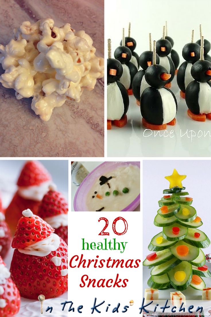 20 healthy christmas kids snacks | snacks ideas, snacks and holidays