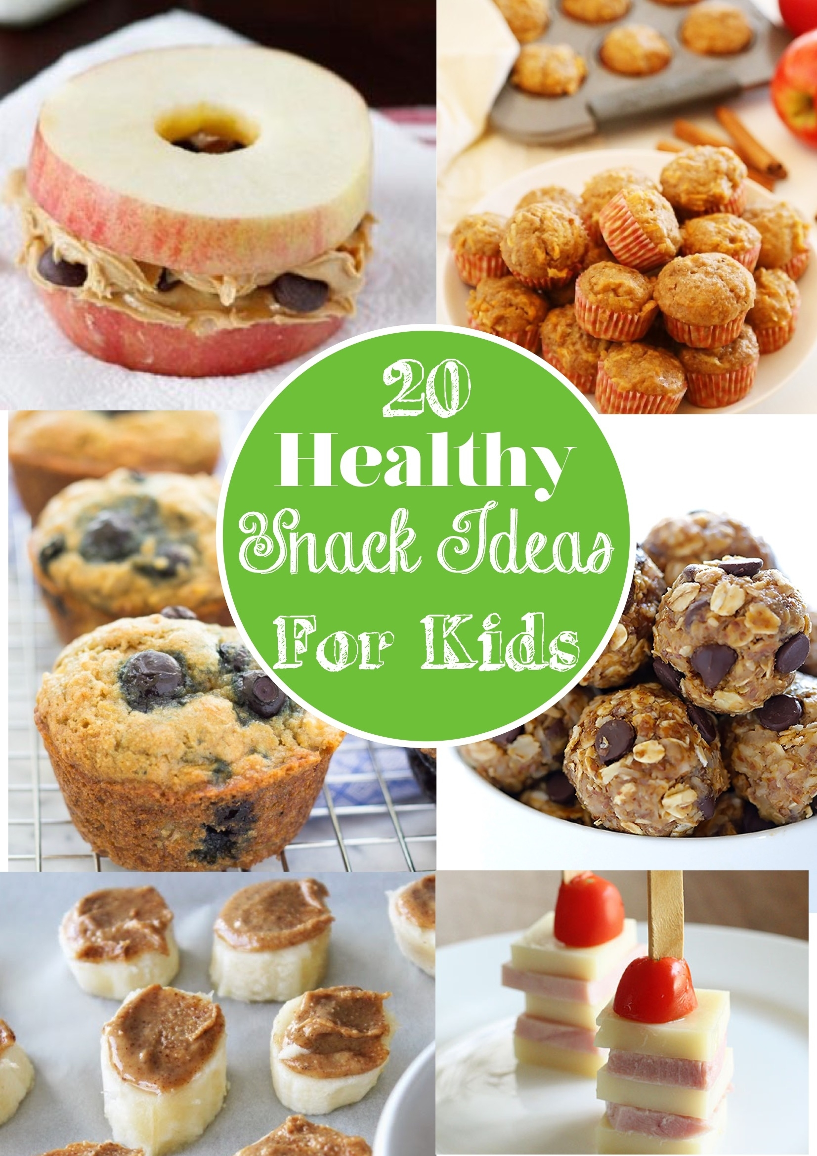 20 healthy snack ideas for kids - snack smart!