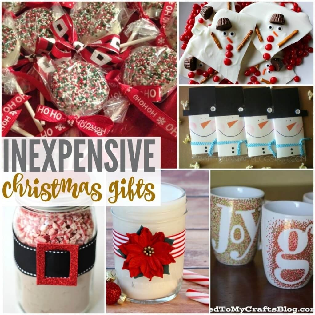 Gift Ideas For Coworkers For Christmas: 10 Spectacular Inexpensive Christmas Gift Ideas For