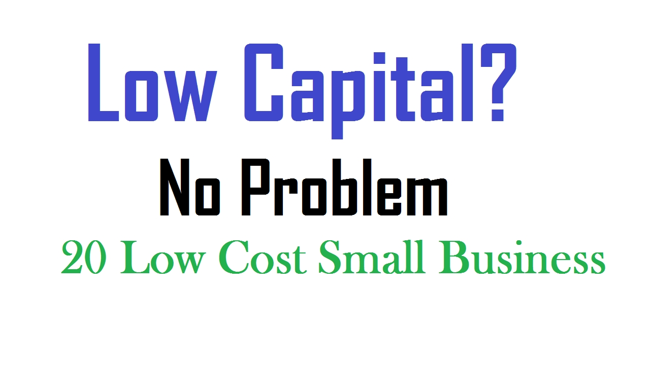 10 Most Popular Low Cost Small Business Ideas 20 low cost small business ideas for 2017 business daily 24