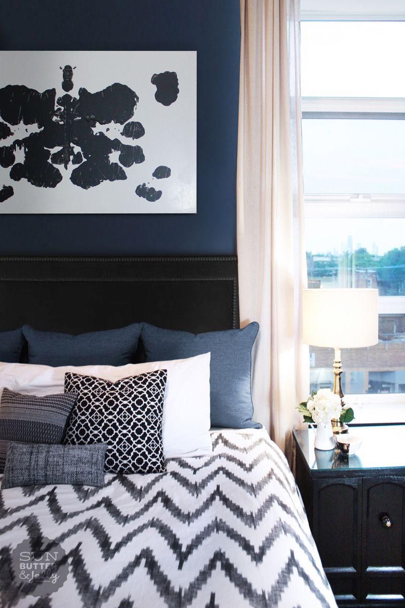 10 Amazing Black And Blue Bedroom Ideas 20 marvelous navy blue bedroom ideas house navy blue bedrooms 2020