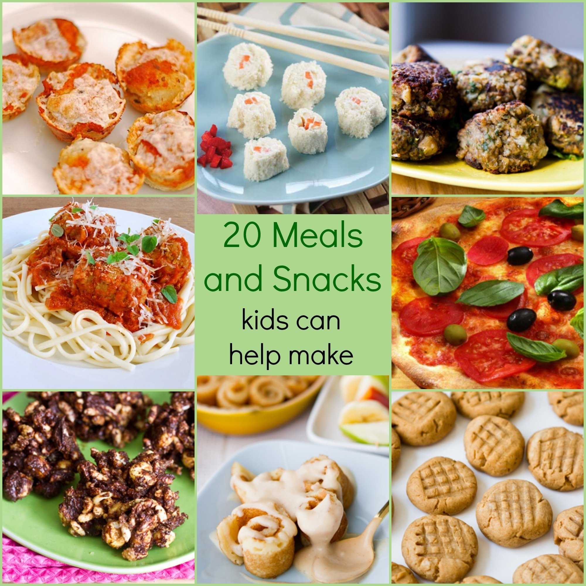 10 Lovable Easy Meal Ideas For Kids 20 meals and snacks kids can help make 1 2020