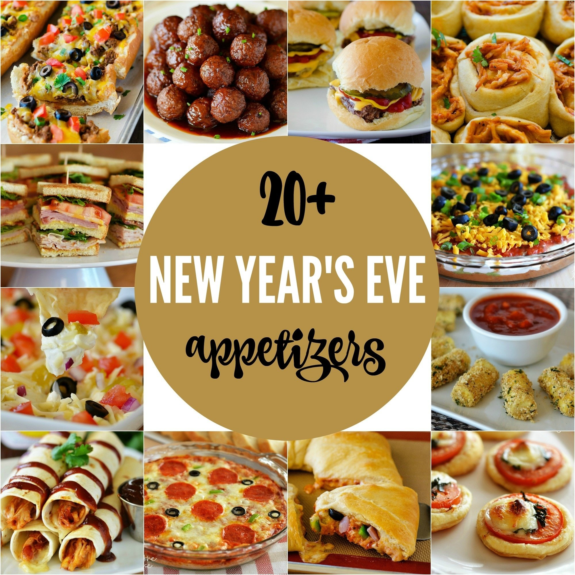 10 Spectacular Food Ideas For New Years Eve Party 20 new years eve appetizers life in the lofthouse 2020