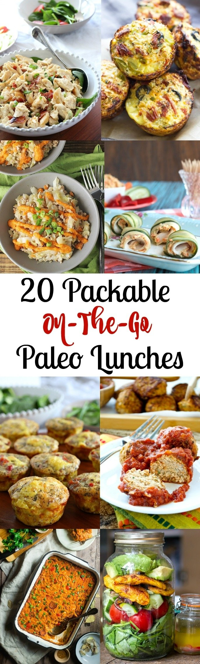 10 Best Paleo Lunch Ideas At Work 20 packable on the go paleo lunches the paleo running momma