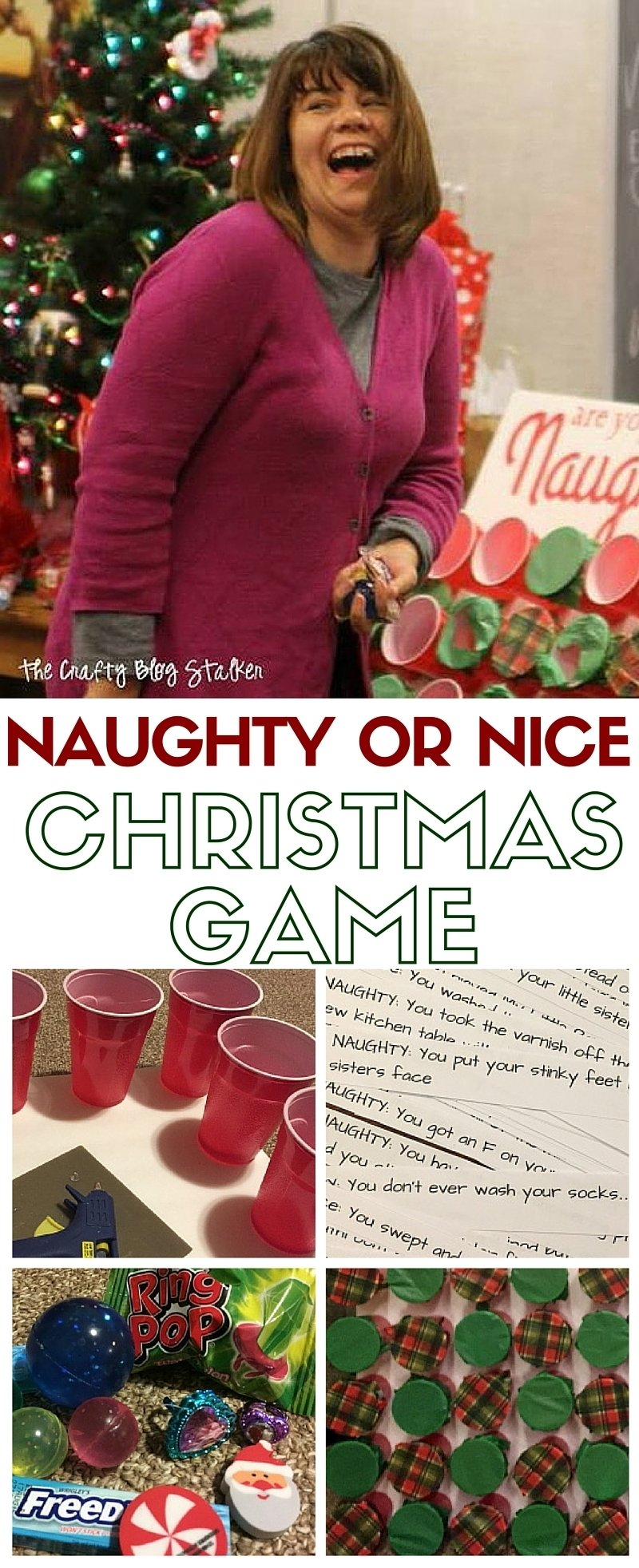 10 Great Naughty Or Nice Christmas Party Ideas 20 party games for the christmas holidays the crafty blog stalker 2021
