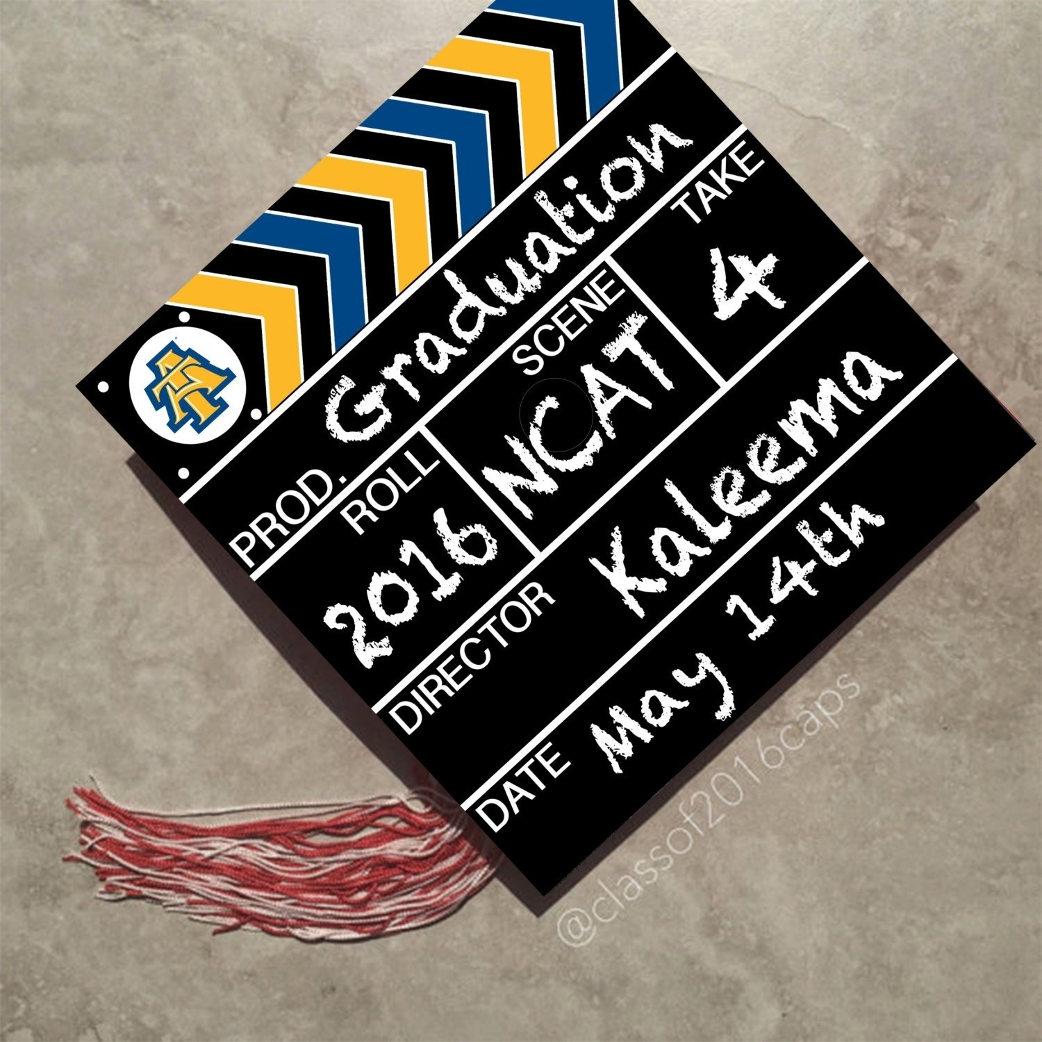 10 unique high school graduation cap ideas