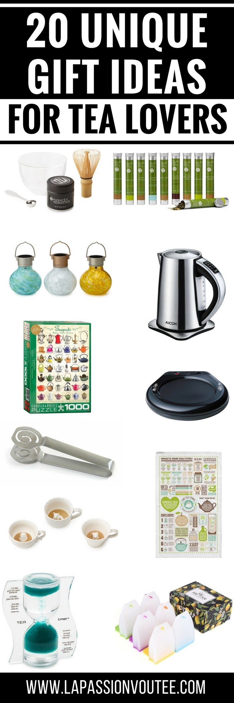 10 Ideal Gift Ideas For Tea Lovers 20 perfect gift ideas for tea lovers tea lovers gift guide 2020