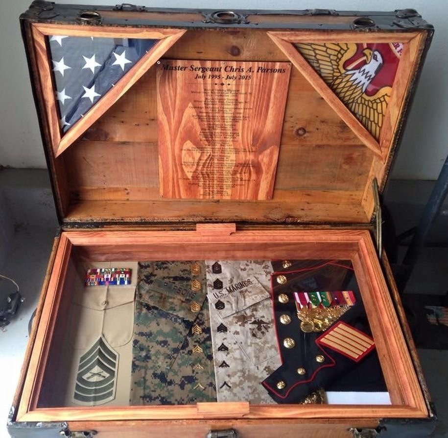 10 Gorgeous Military Retirement Shadow Box Ideas 20 shadow box ideas cute and creative displaying meaningful 2020