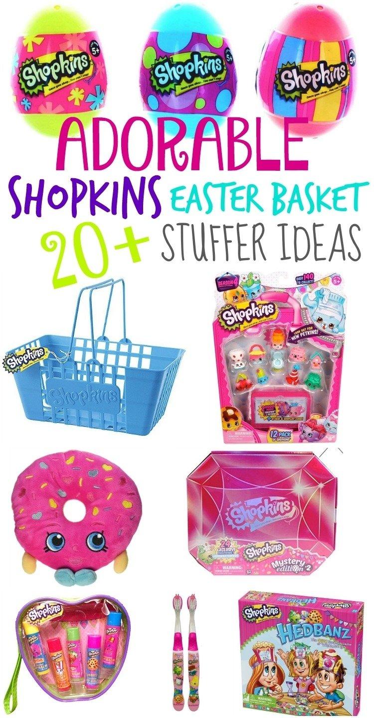 10 Ideal Ideas For Easter Basket Stuffers 20 shopkins easter basket stuffer ideas 2020
