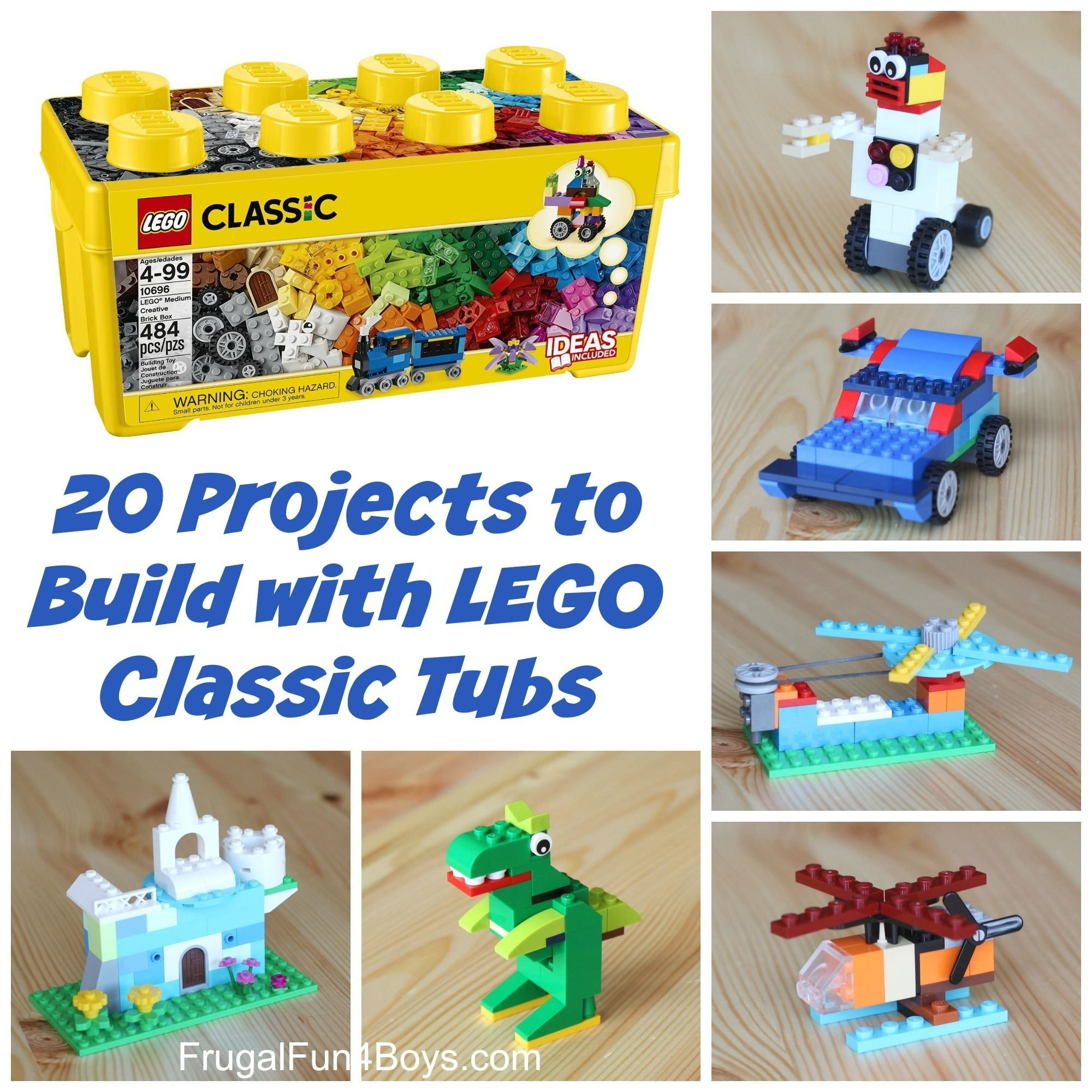 10 Trendy Lego Building Ideas And Instructions