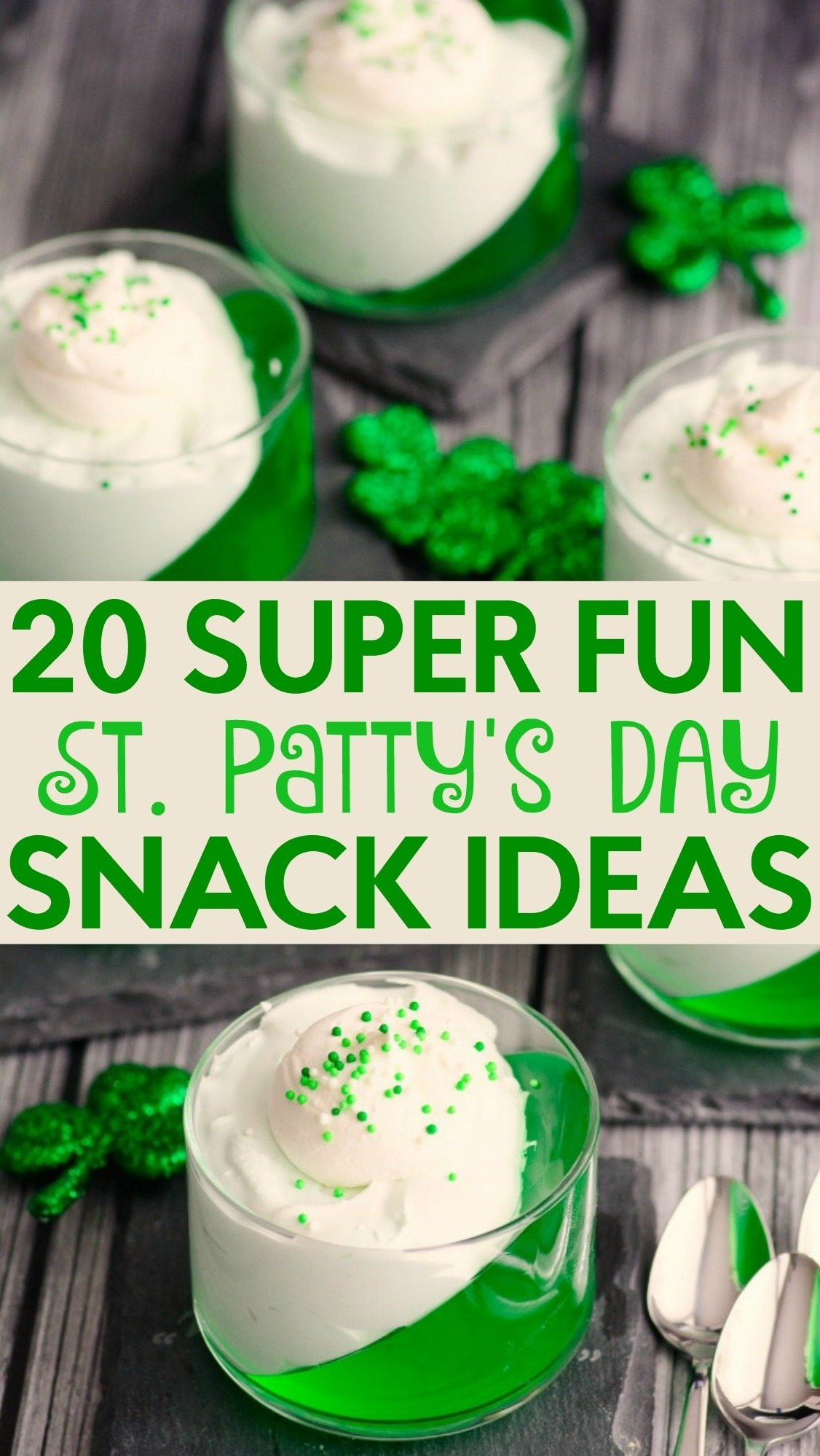 10 Lovable St Patrick Day Party Ideas 20 st patricks day party snack ideas a little craft in your day 2020