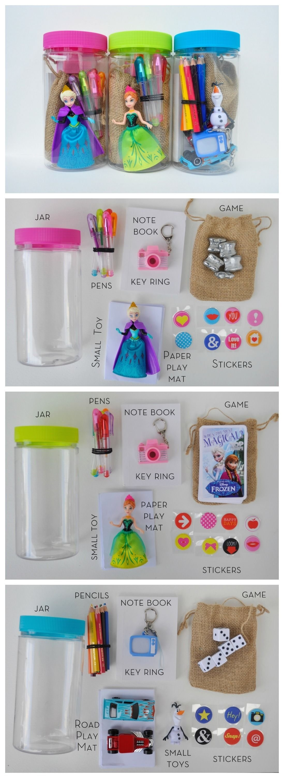 10 Wonderful Birthday Gift Ideas For Kids 20 thoughtful birthday gifts in a jar for kids plastic eggs jar 2020