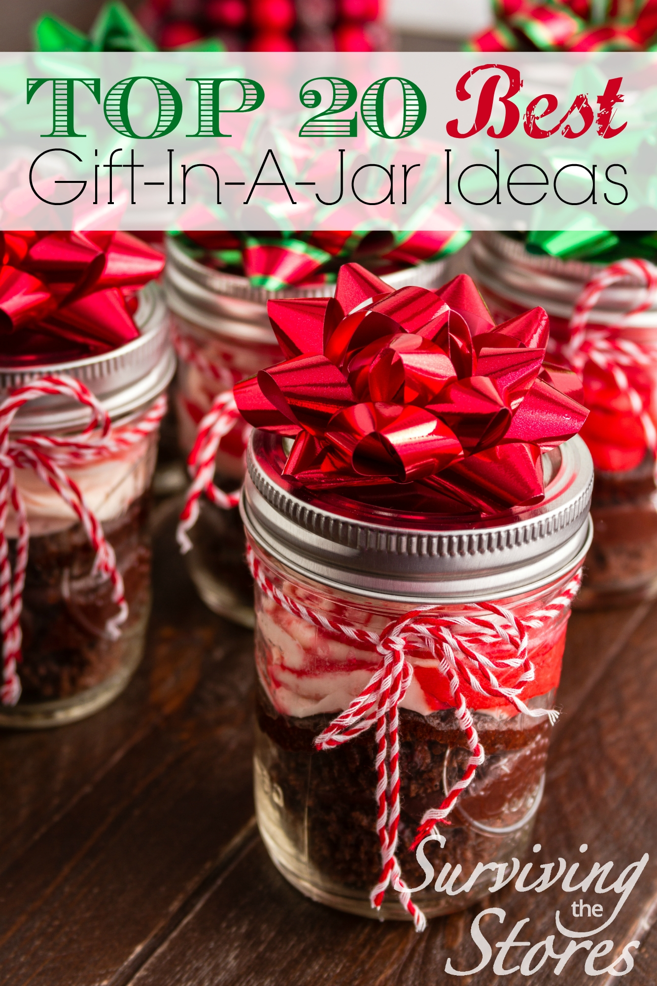 10 Unique Gift In A Jar Ideas 20 unique ideas for gifts in a jar 2020