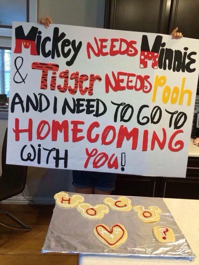 10 Stylish Asking A Girl To Homecoming Ideas 20 ways to do your promposal or homecoming invites proposals 2020