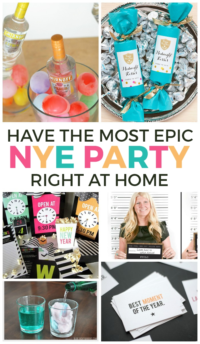 10 Great New Year Party Ideas At Home 20 ways to have an epic at home new years eve party 2021