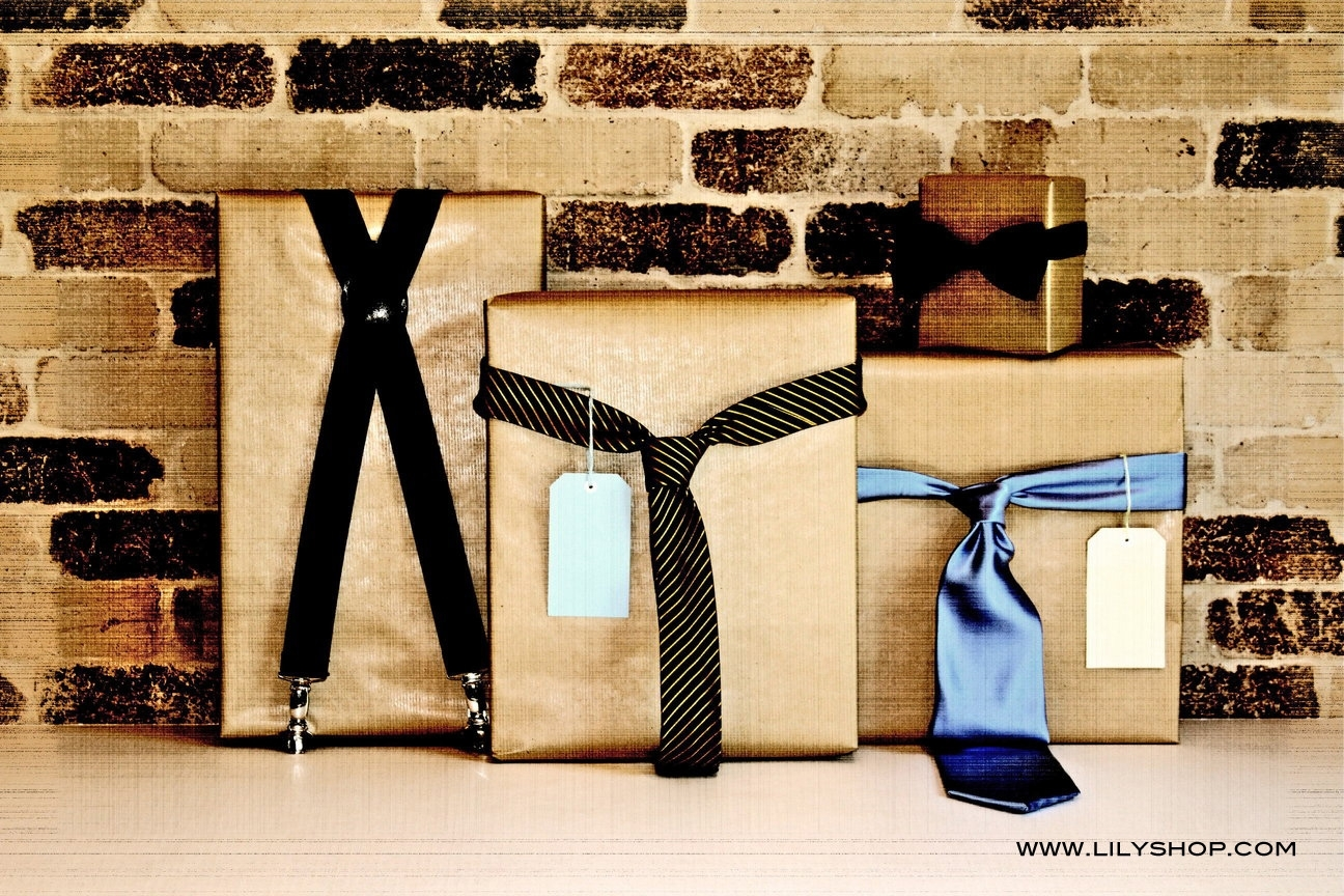 10 Stylish Gift Wrapping Ideas For Him %name 2020