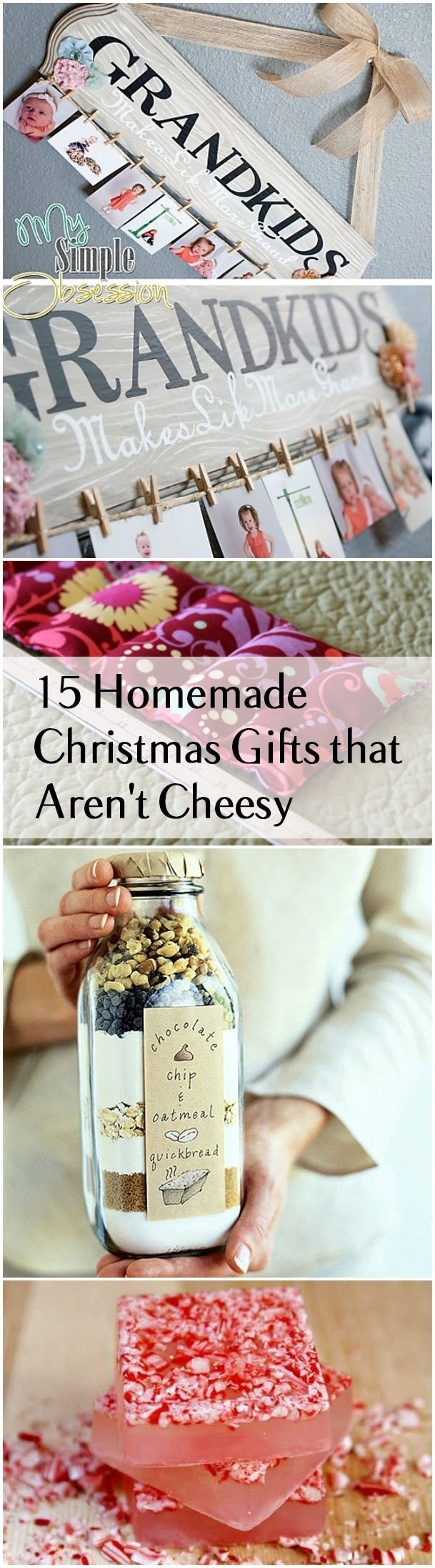 10 most popular homemade christmas gift ideas for grandparents 200 best diy christmas gifts images on - Christmas Ideas For Grandparents
