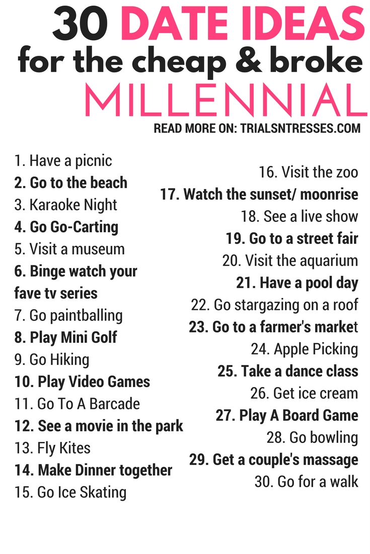 10 Trendy Fun Date Ideas For Teenagers 200 cheap date ideas for the whole year cheap breaks couple fun 2