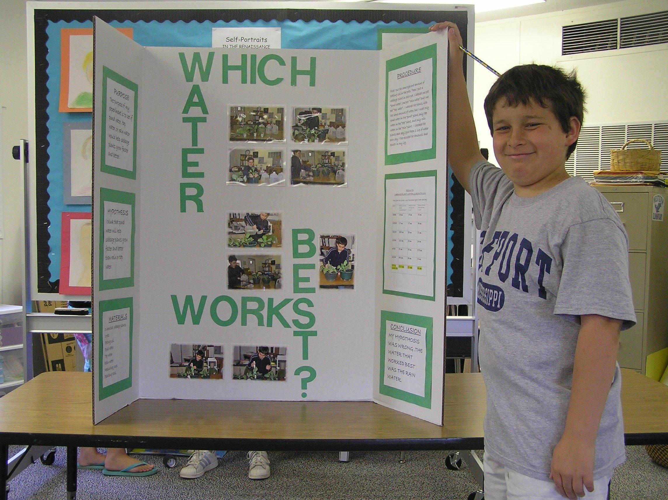 10 Best Science Project Ideas 4Th Grade 2010 regional science fair winne ideas collection 4th grade science 3