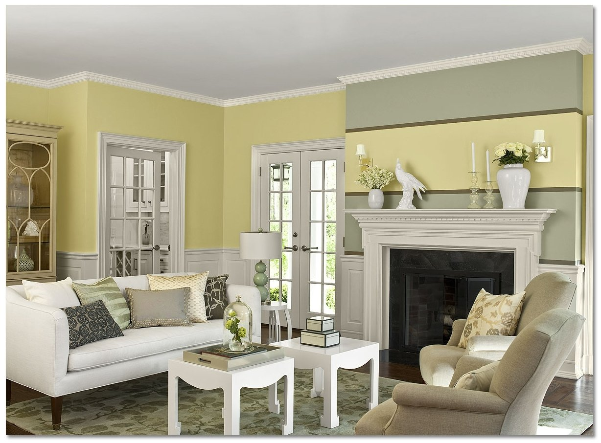 10 Awesome Family Room Paint Color Ideas 2014 living room paint ideas and color inspiration house painting 5 2020