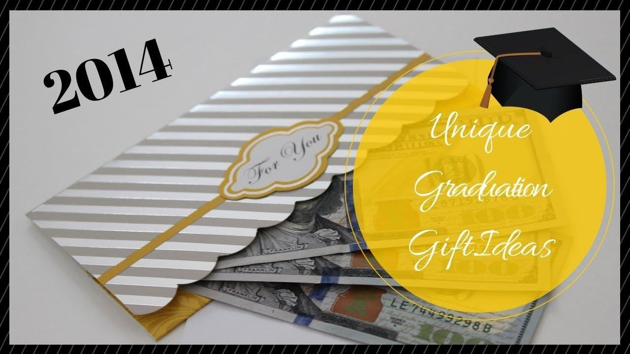 10 Attractive Gift Ideas For Grad Students 2014 unique graduation gift ideas youtube 2 2020