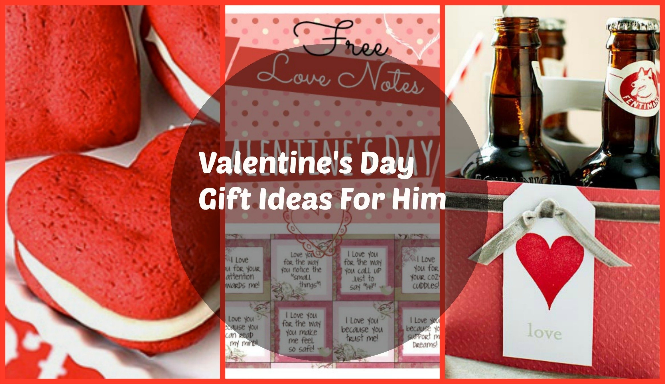 10 Cute V Day Gift Ideas For Him 2014 valentines day gift ideas for him 2020