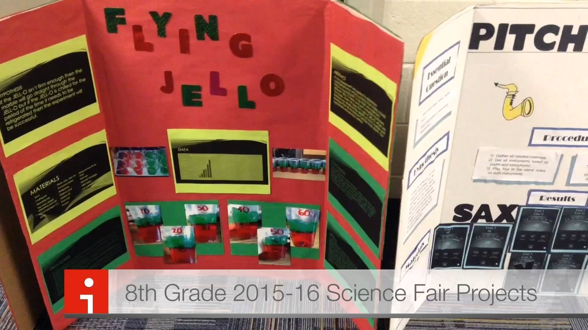 10 Most Recommended Science Fair Projects For 8Th Graders Winning Ideas 2015 16 8th grade science fair projects youtube 6