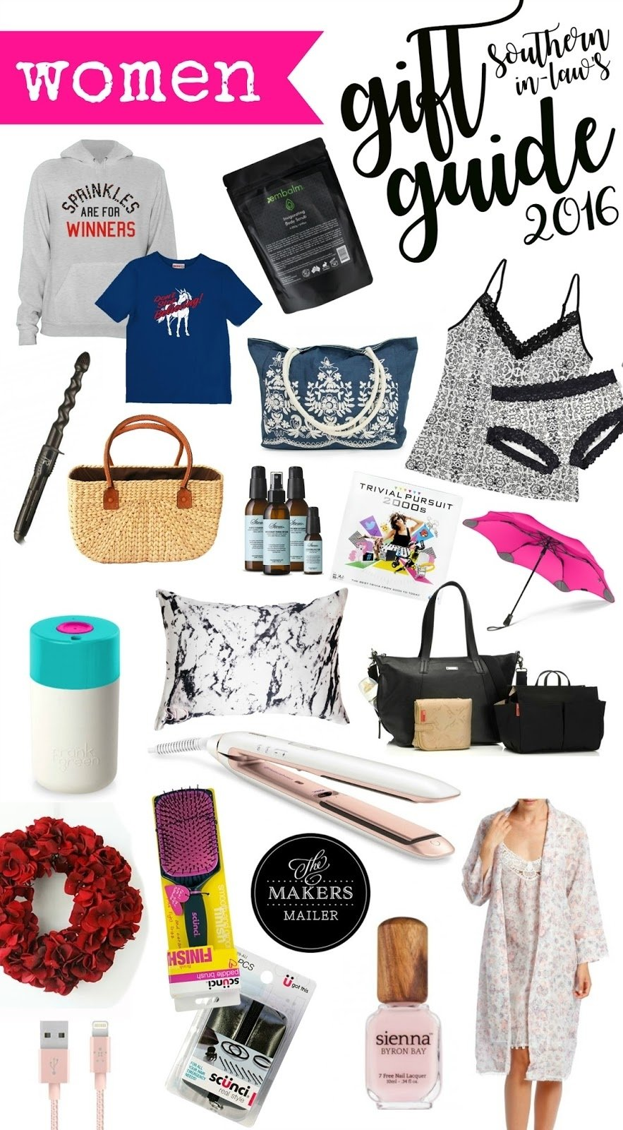 2016 women's christmas gift guide | christmas gift guide, stocking