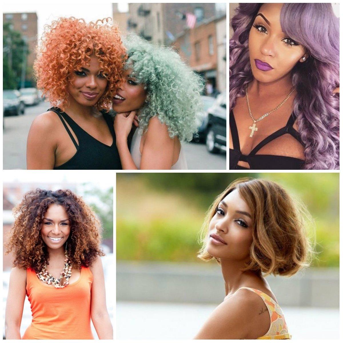 10 Stunning Hair Color Ideas For Dark Skin 2017 hair colors for women with dark skin new hair color ideas 1