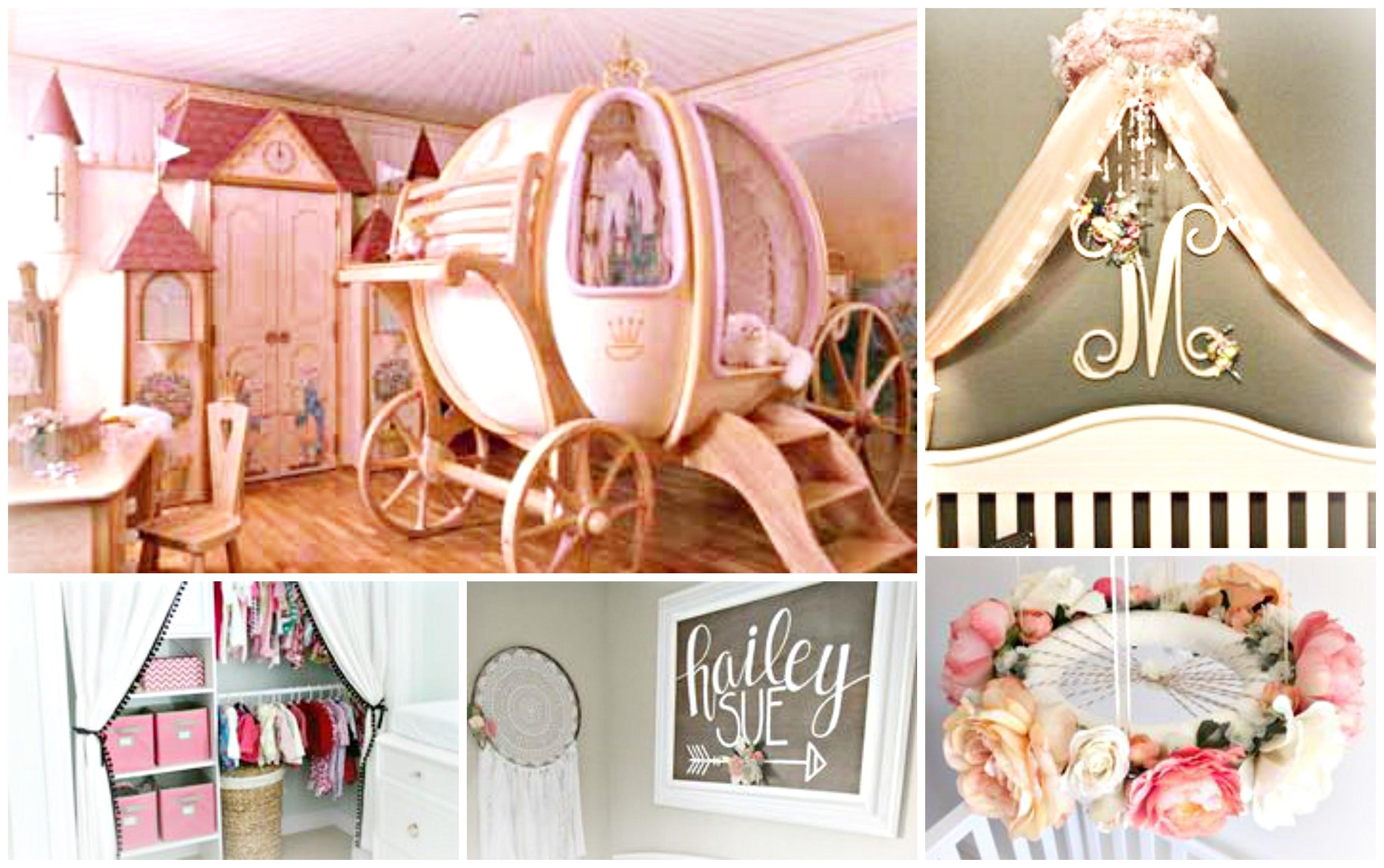 10 Nice Baby Room Ideas For Girls 2017 nursery room ideas for girls baby girl room ideas youtube 2021