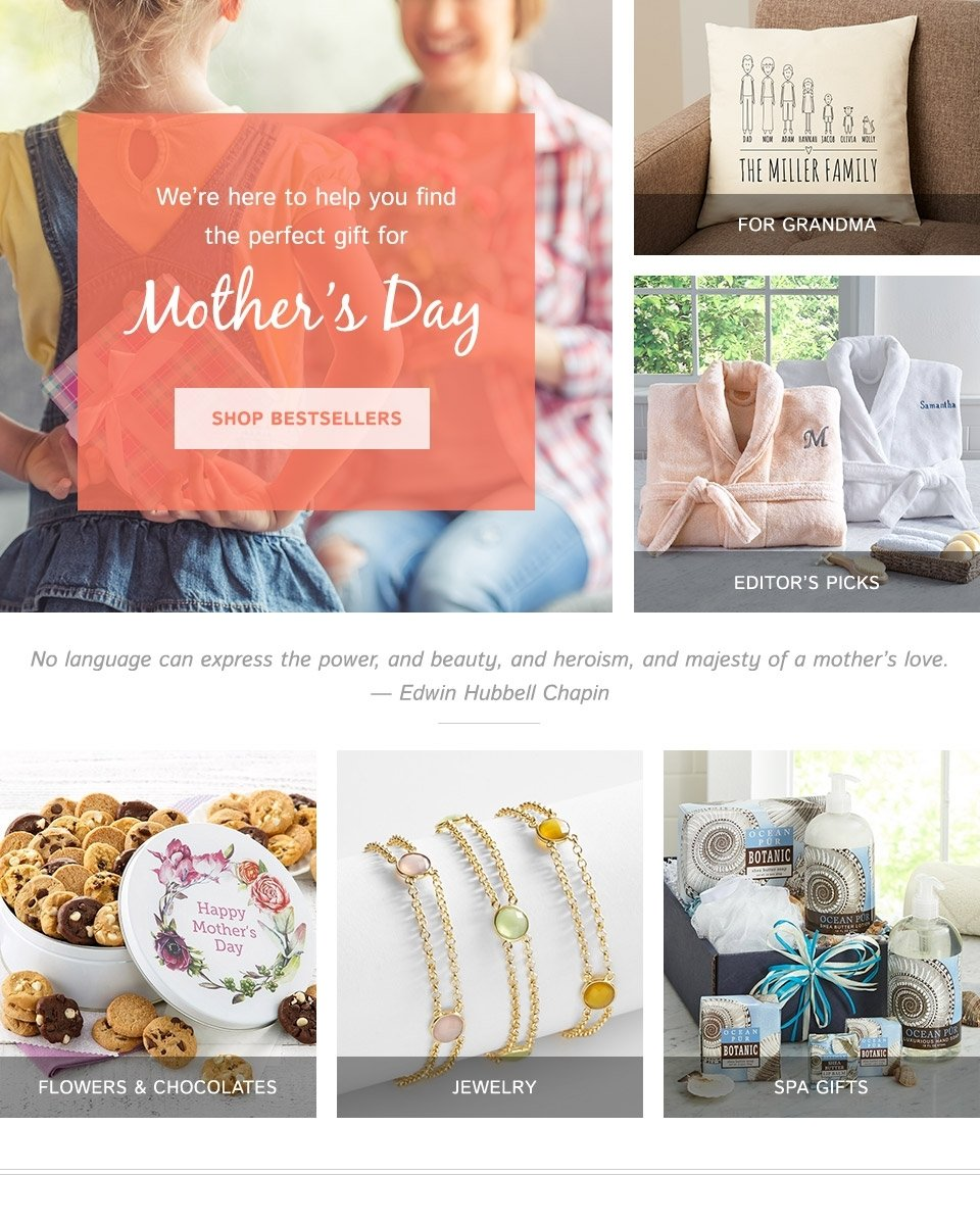 10 Elegant Good Mothers Day Gift Ideas 2018 mothers day gift ideas gifts 2020