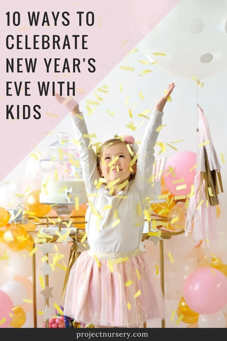 10 Unique Family Friendly New Years Eve Party Ideas 205 best new years eve with kids images on pinterest kid projects 2 2020