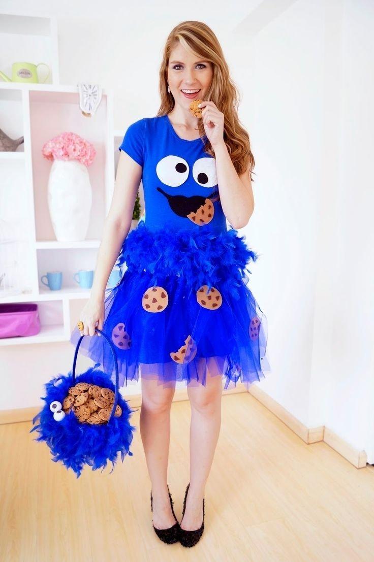 Selfmade Halloween Kostüme