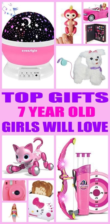 10 Cute 7 Year Old Birthday Gift Ideas