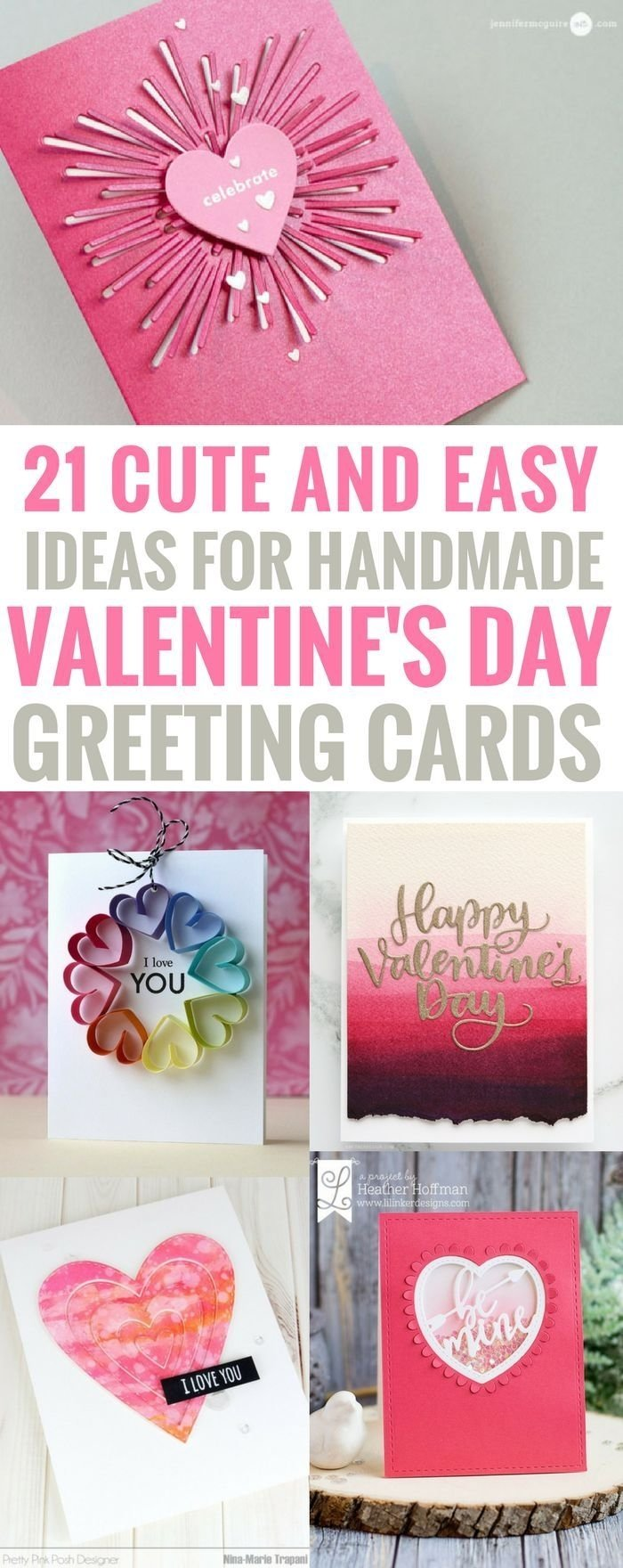 10 Trendy Cute Valentines Day Ideas For Husband 21 amazingly cute and easy ideas for handmade valentines day cards 2020