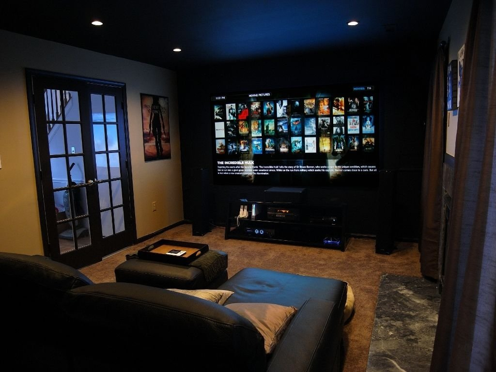 21+ basement home theater design ideas ( awesome picture) | small
