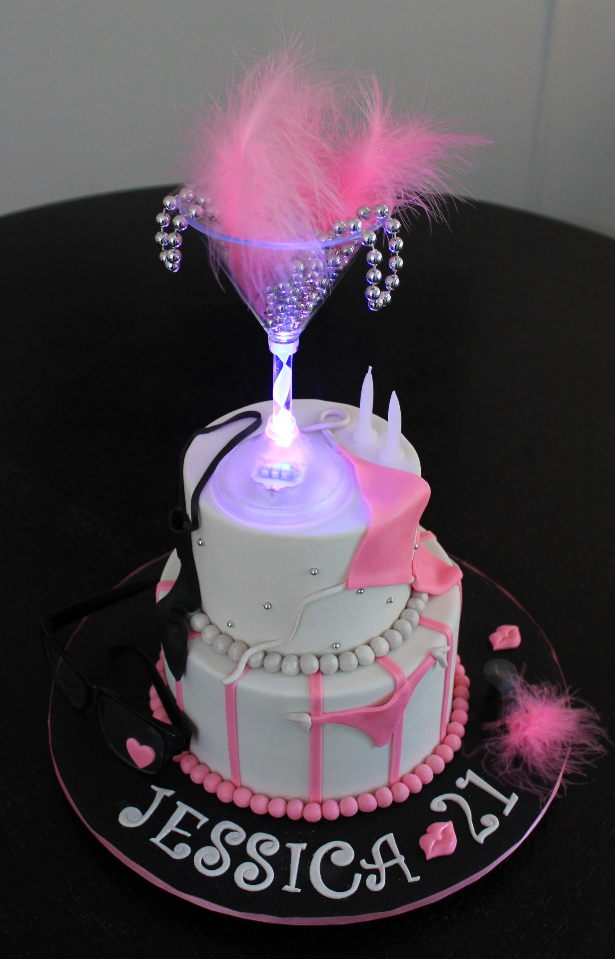 10 Famous Fun Ideas For 21St Birthday 21 birthday cake ideas for girls 646 21 birthday cake ideas for 2020