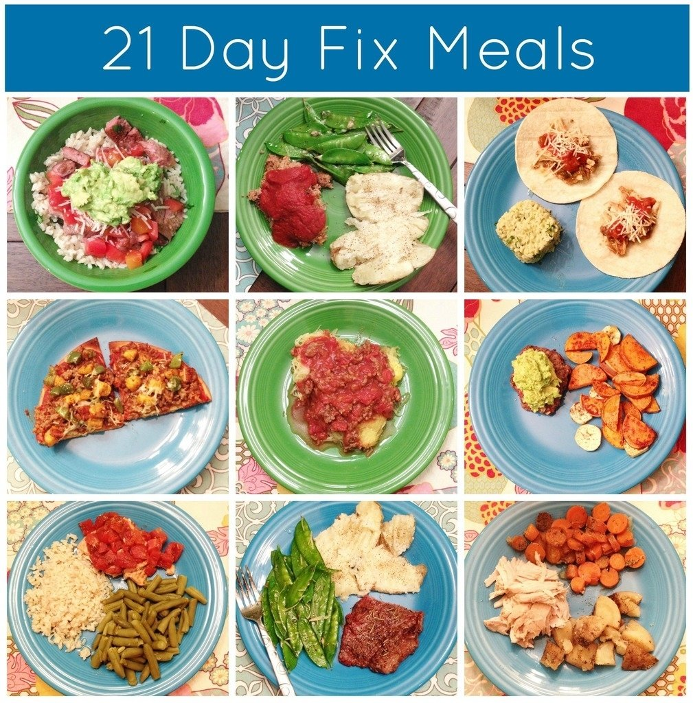 10 Stylish Food Day Ideas For Work 21 day fix meals clean eating meal ideas cook healthy dinners 1 2020