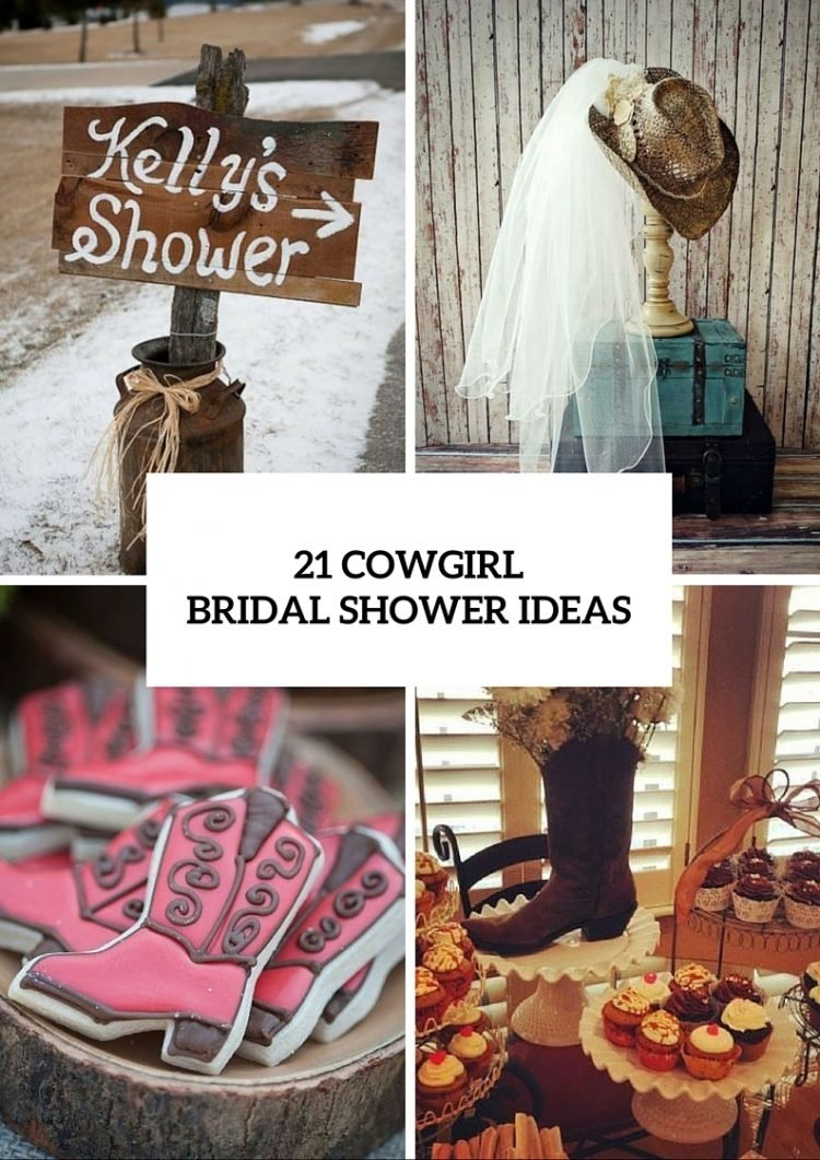 10 Fantastic Country Themed Bridal Shower Ideas 21 funny cowgirl bridal shower ideas to try weddingomania 2020