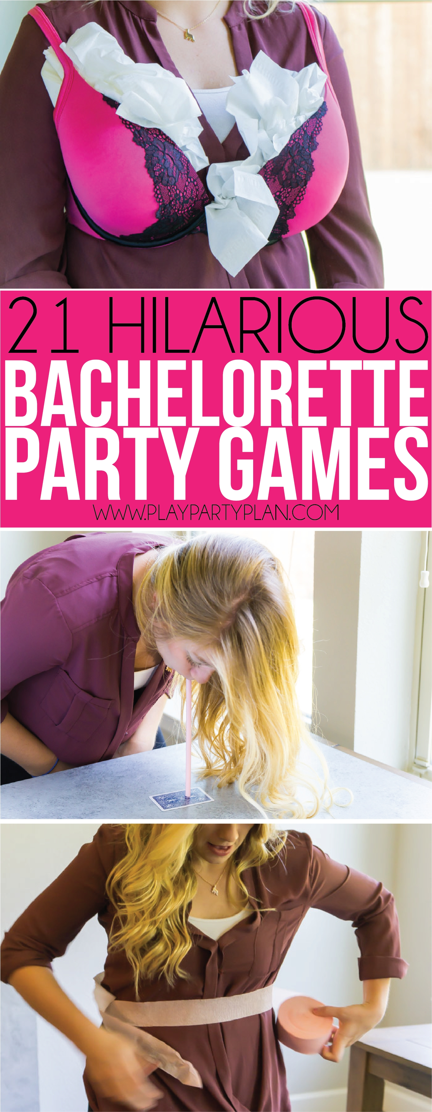 10 Most Popular Bachelorette Party Ideas For Under 21 21 hilarious bachelorette party games that are clean classy and 2021