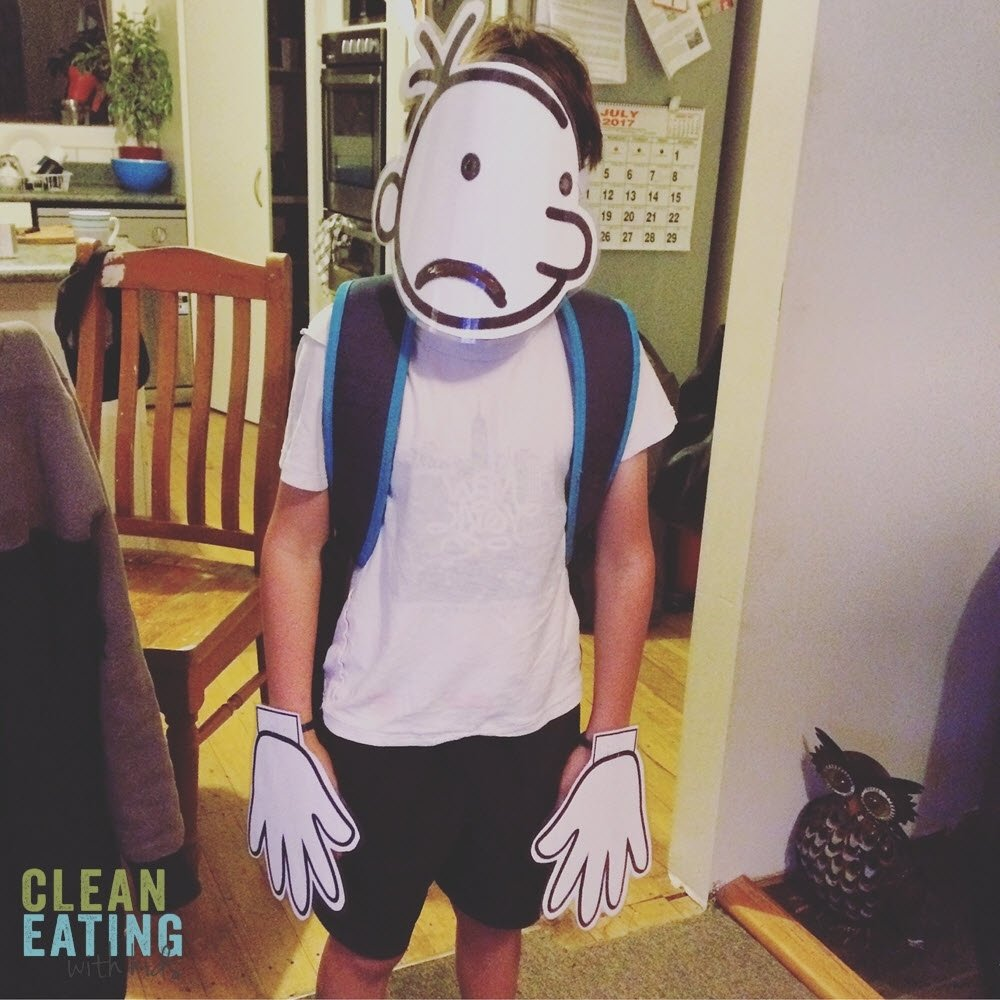 10 Gorgeous Diary Of A Wimpy Kid Costume Ideas 21 last minute diy book week dress ups for kids clean eating with kids 2020