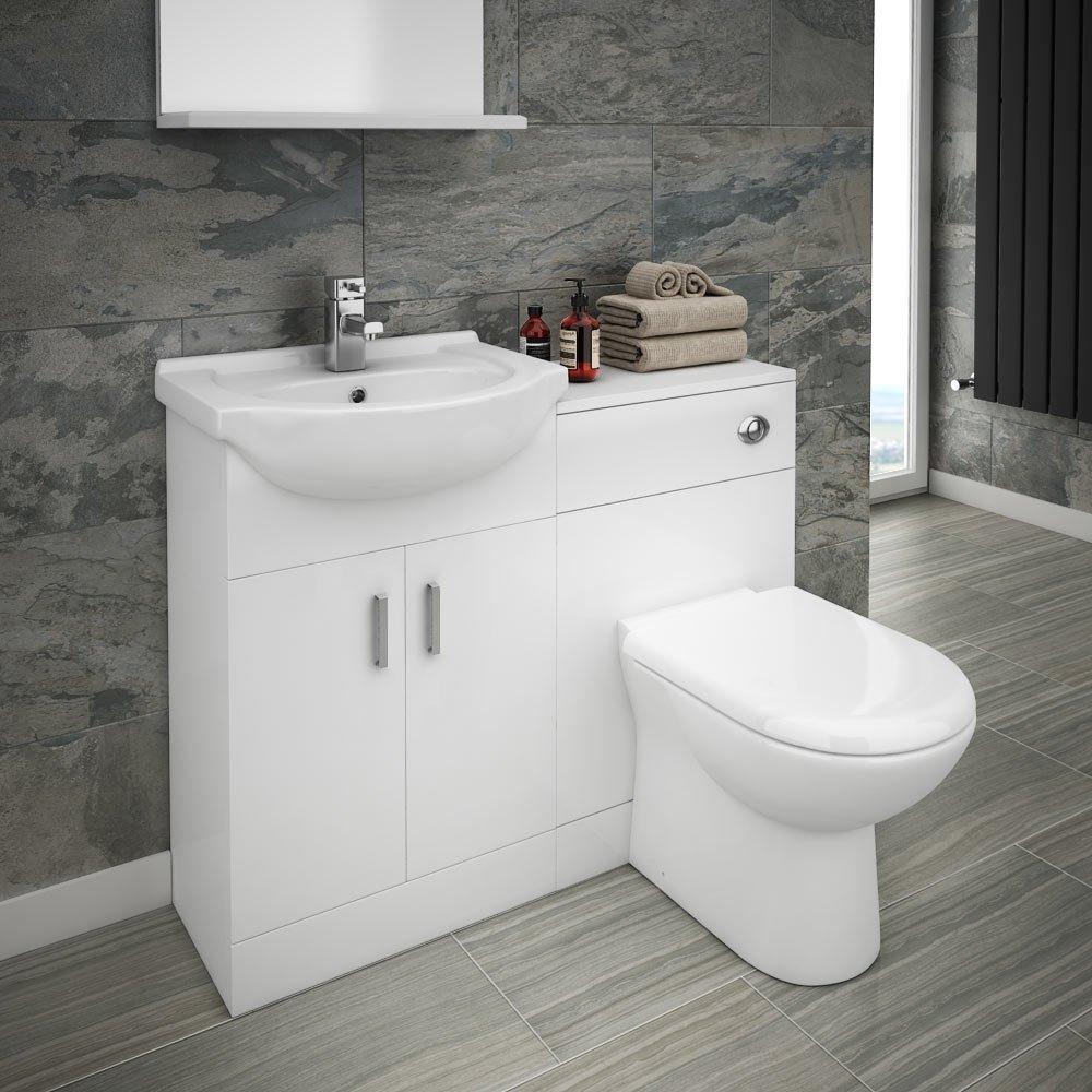 10 Stylish Bathroom Ideas For Small Spaces