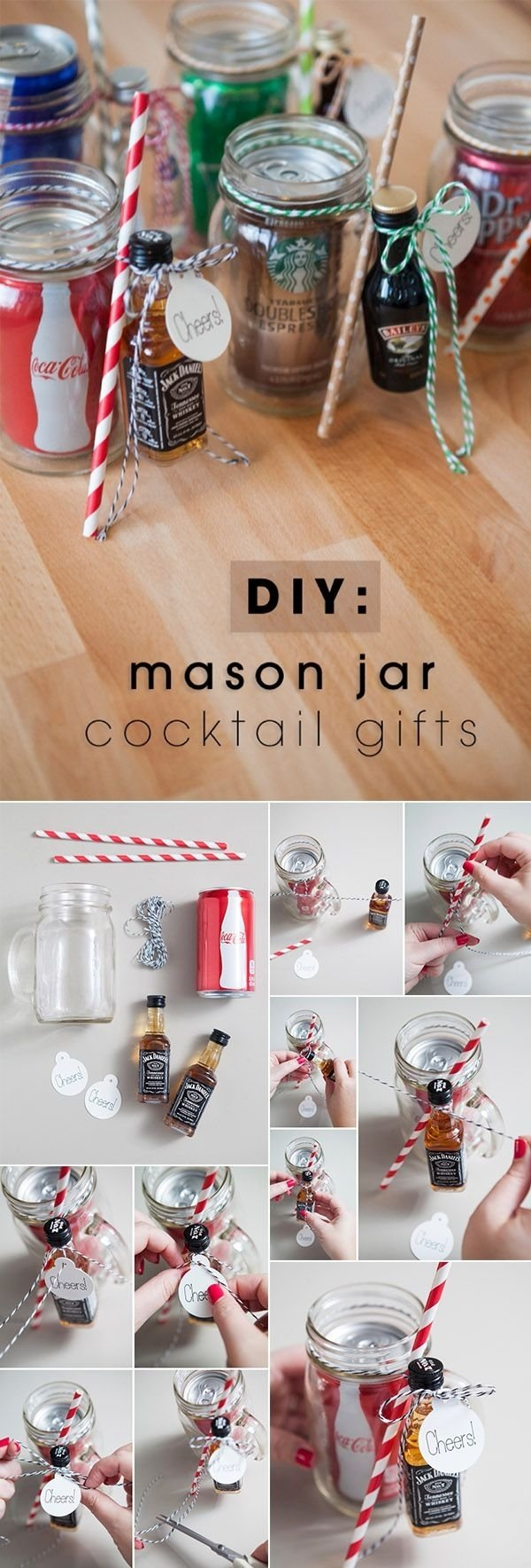 10 Fantastic Pinterest Ideas For Christmas Gifts