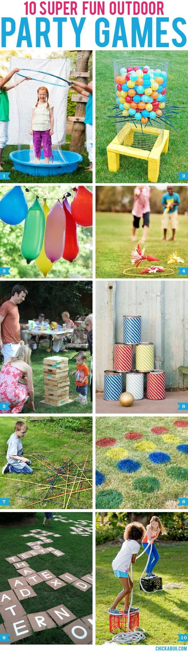 10 Perfect Party Game Ideas For Kids 219 best kids party ideas images on pinterest birthdays birthday 1 2021