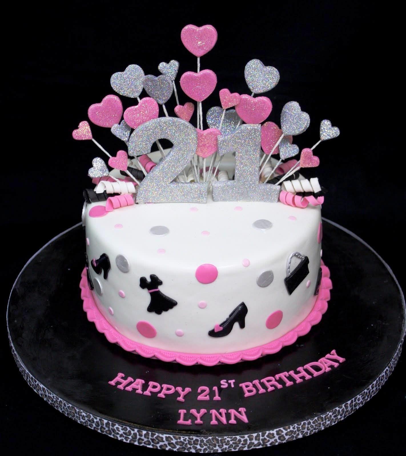 10 Spectacular 21St Birthday Ideas For Girls 21st birthday cake ideas for girls protoblogr design 21st 2021