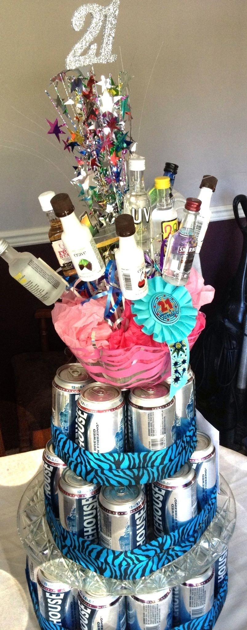 10 Stylish Creative 21St Birthday Gift Ideas 21st Idea Easy And 21 Bday