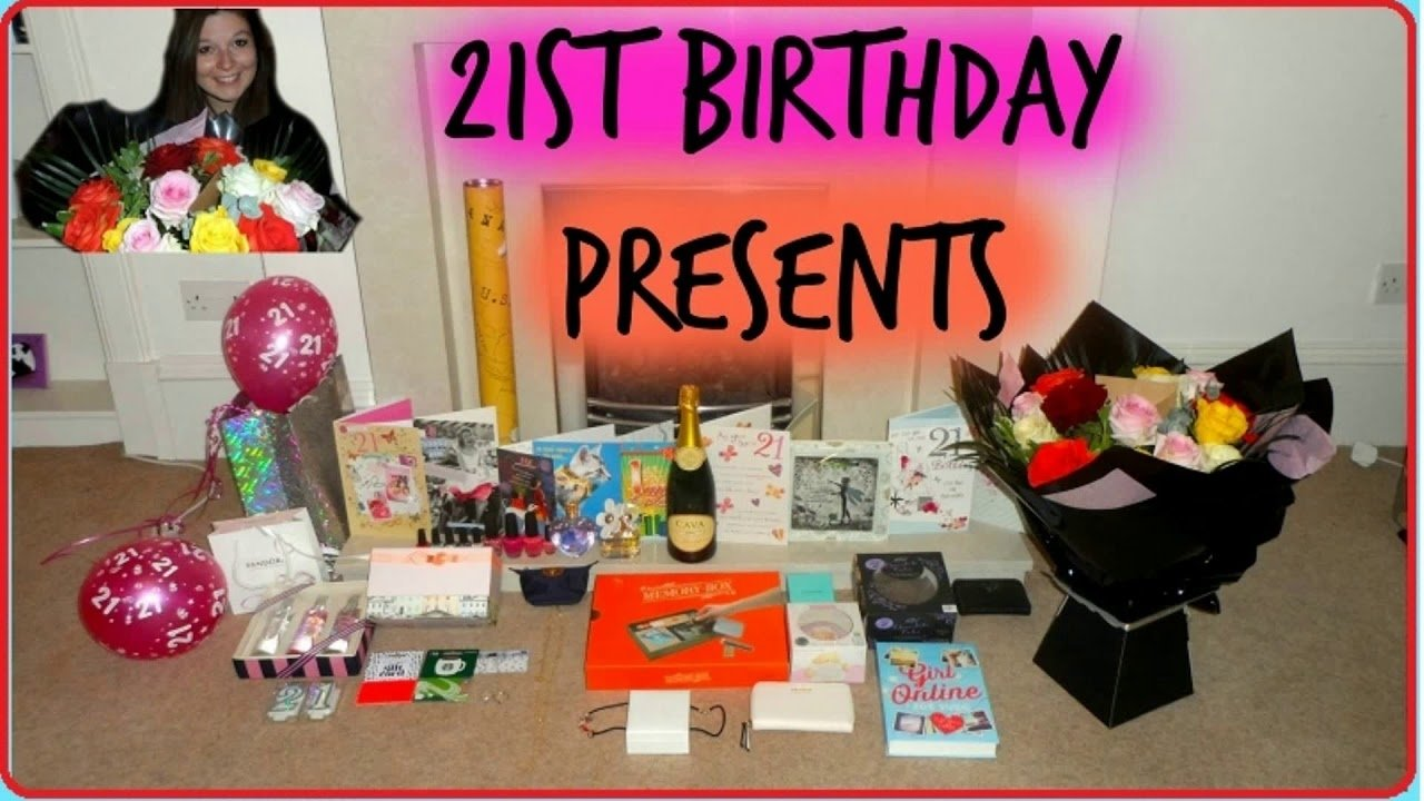 10 Stunning 21St Birthday Ideas For Her 21st birthday gift ideas for him business service growth