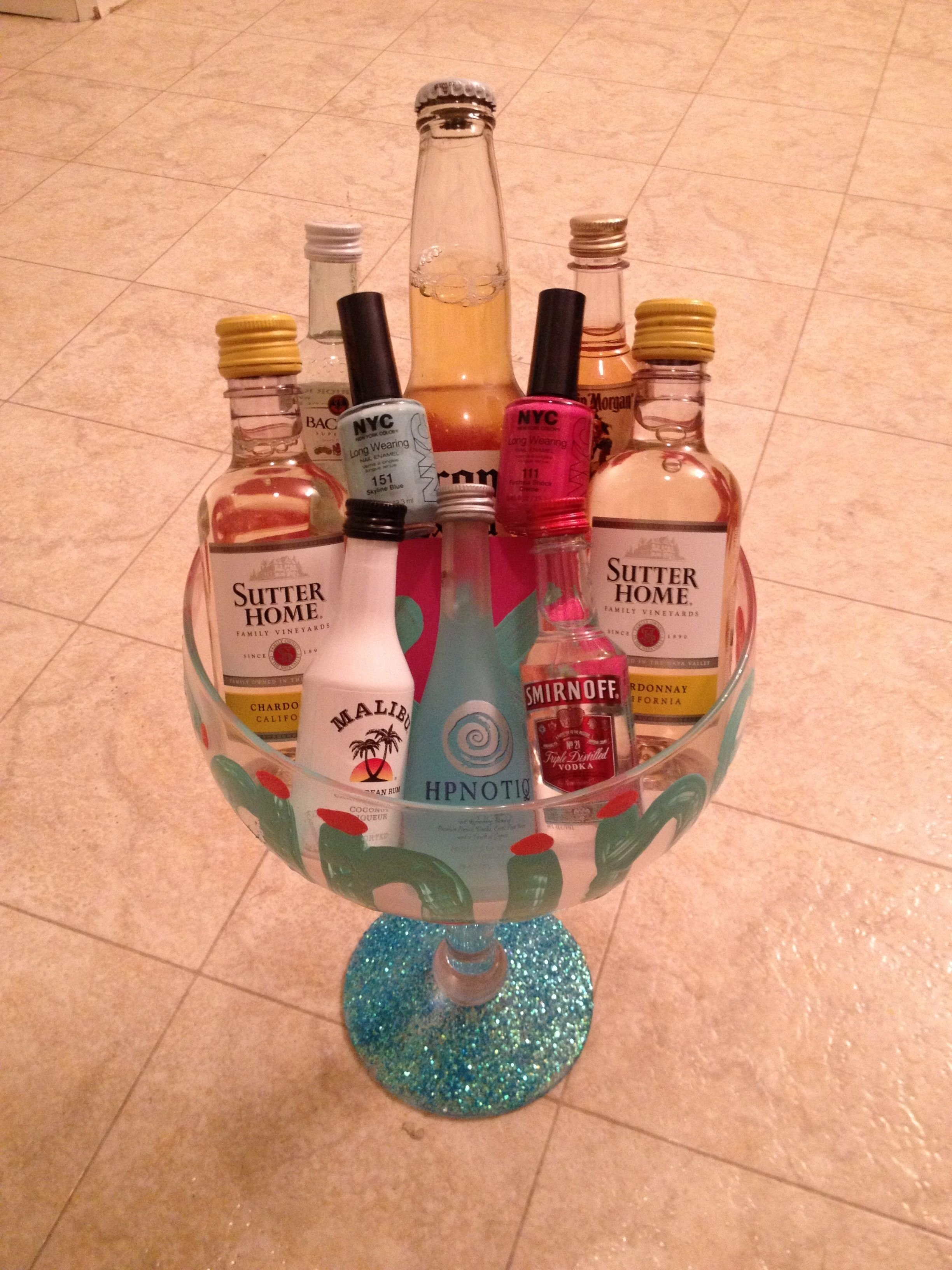 10 Ideal Gift Ideas For 21St Birthday Female 21st birthday gift this would be a cool idea too crafts 2020