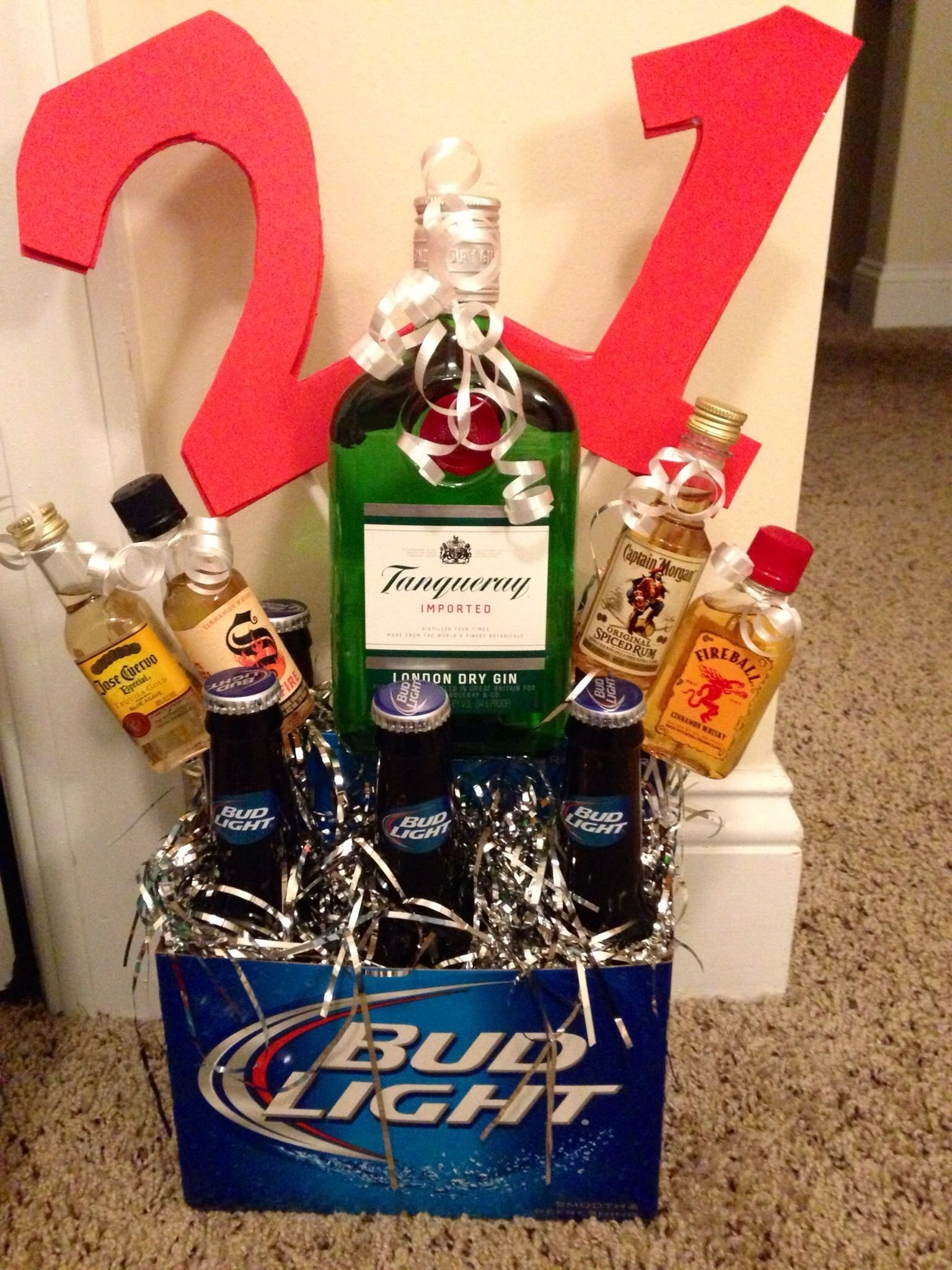 10 Lovable Cool 21St Birthday Gift Ideas 21st birthday idea for a guy boys pinterest 21st birthday 2021