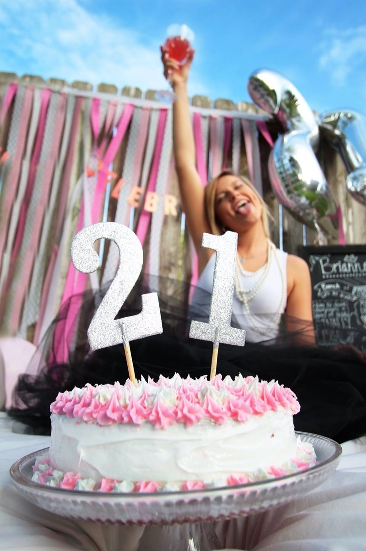 10 Unique 21 Year Old Birthday Ideas 21st birthday photos adult cake smash family photo ideas 1 2020